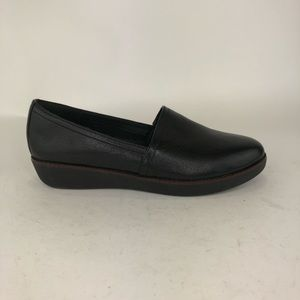 Fitflop Casa Slip On Loafer Shoes New